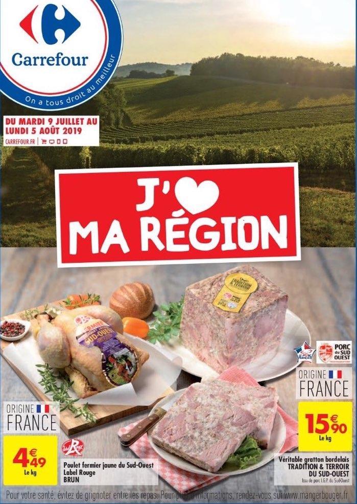 Tradition et Terroir du Sud Ouest - Carrefour