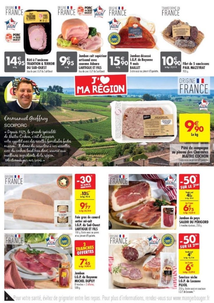 Tradition et Terroir du Sud Ouest - Carrefour J'aime ma région