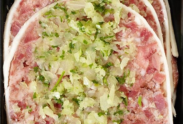 salade boudin blanc